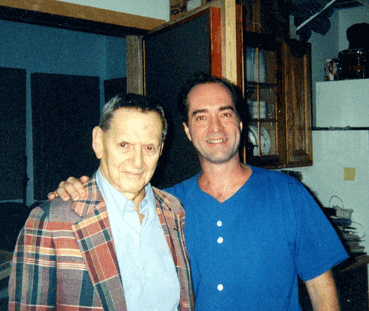 Tony Randall VO In Manhattan 2004